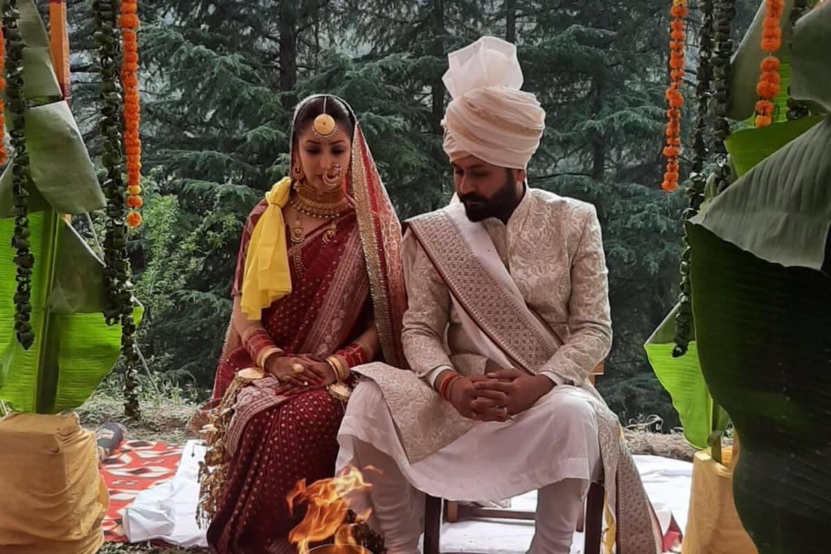 Yami Gautam and Aditya Dhar's wedding photos
