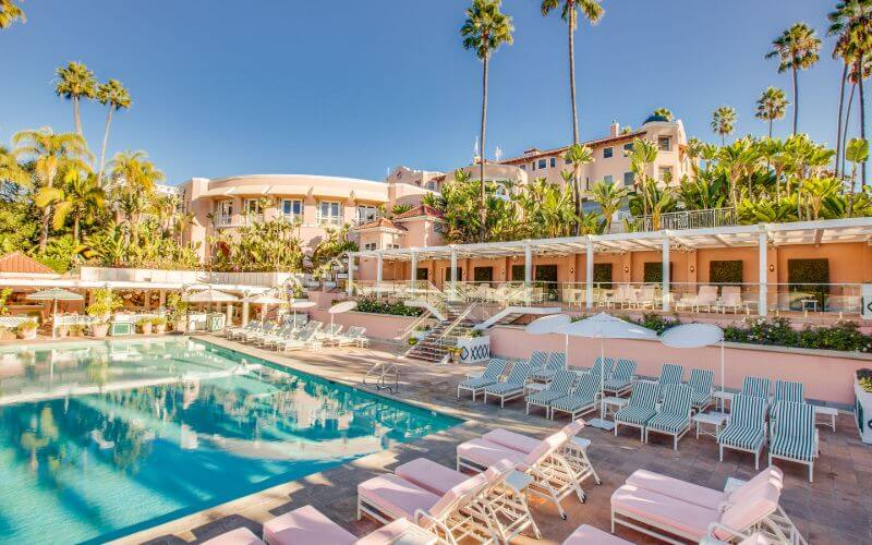 Beverly Hills Hotel, California - The Wedding Venues In USA