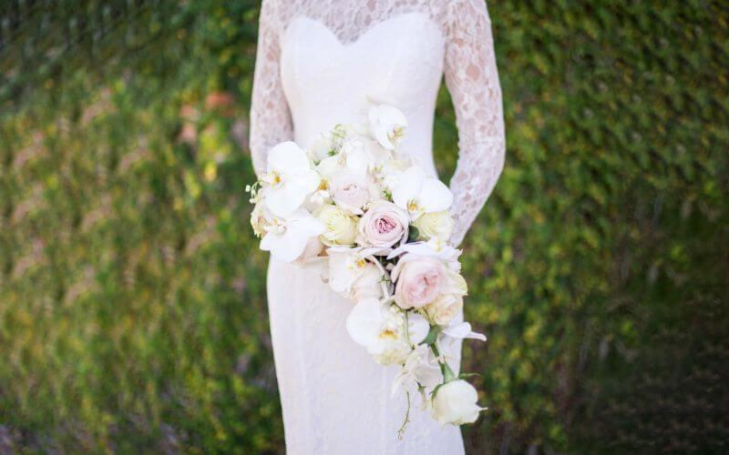 Gorgeous Cascade Bouquet