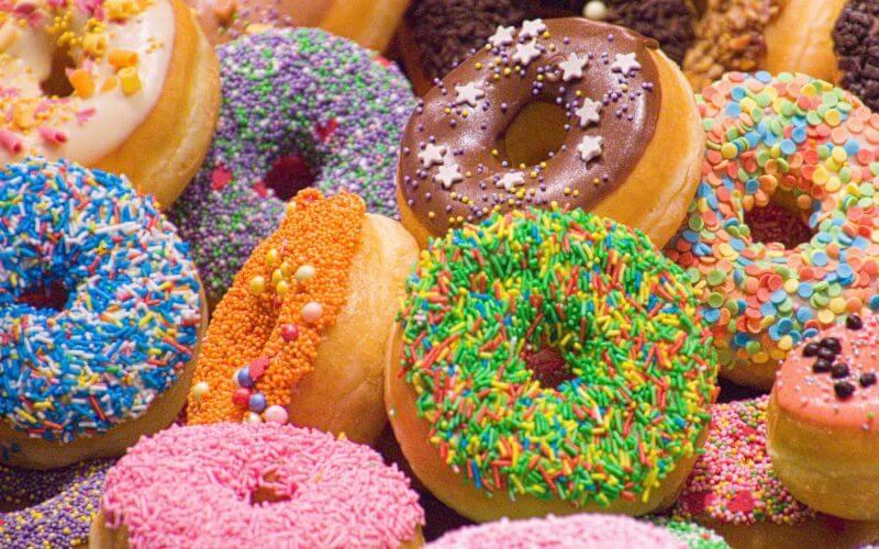Donut Station - Wedding Food Ideas