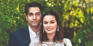 Actress Evelyn Sharma Marries Boyfriend Dr Tushaan Bhindi
