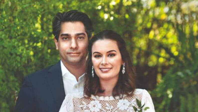 Evelyn Sharma Tied Knot With Boyfriend Tushaan Bhindi