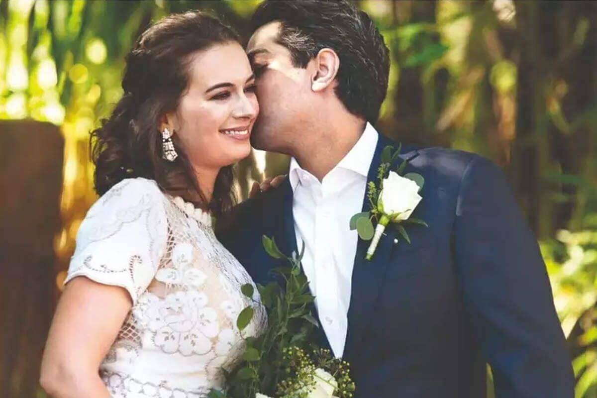 Evelyn Sharma Wedding Photos