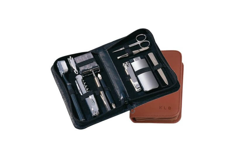 Grooming kit - Ideas for Wedding Anniversary Gift