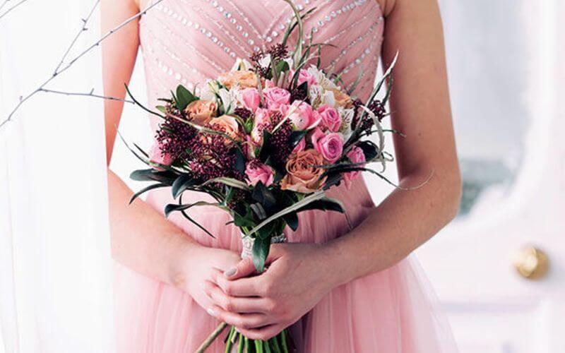 The Prettiest Nosegay Bouquet