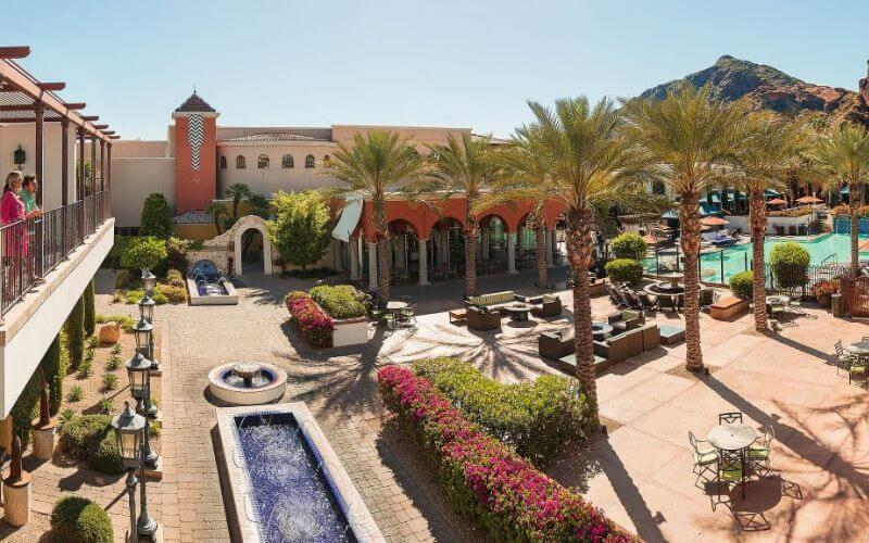 Wedding Venue in USA - Omni Hotel in Scottsdale, Arizona