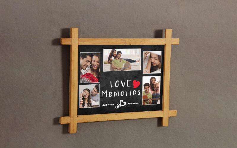 Wedding Anniversary Gift Ideas - Photo Frames Gift
