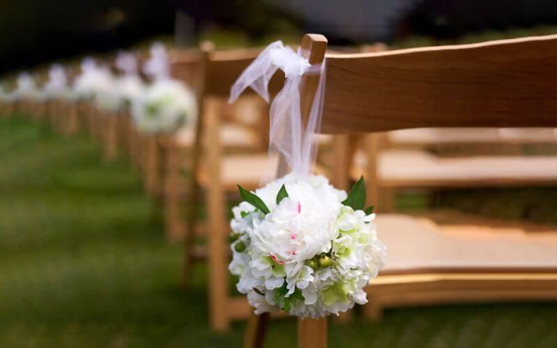Beautiful Pomander bouquet