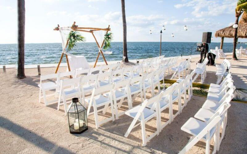 Scour the right wedding venue