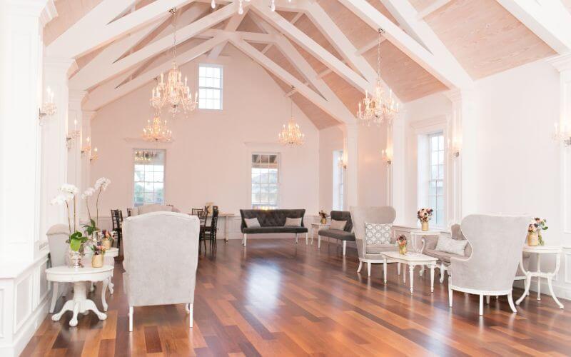 The White Room, St. Augustine Florida Wedding Venue