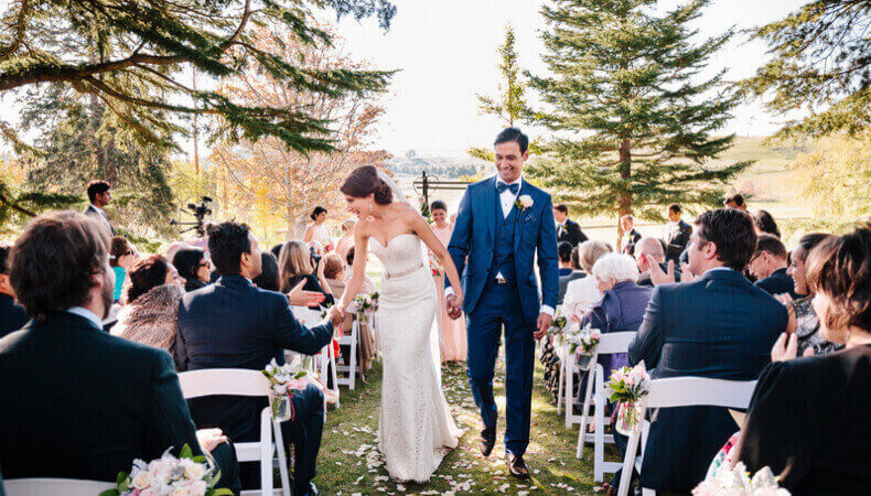 Who Pays for What in Weddings