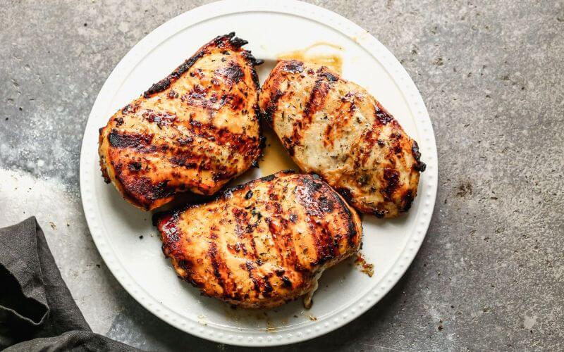 Wedding Reception Food Menu Ideas Grilled Chicken