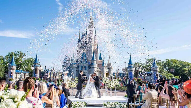 How Much Does a Disney Wedding Cost
