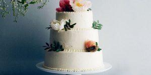 How to Freeze Wedding Cake