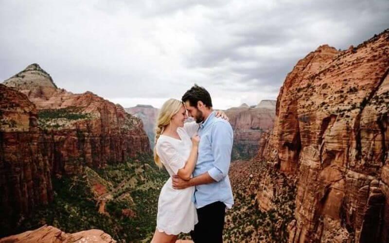 Las Vegas - Best Honeymoon Destinations in The USA