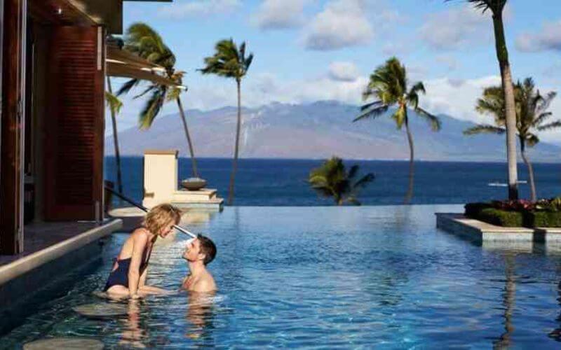 Maui - Honeymoon Destinations in The USA