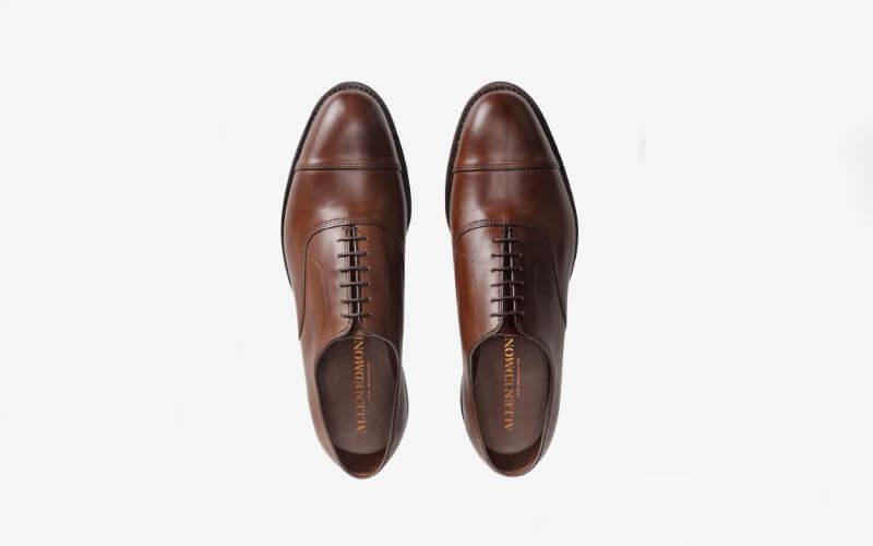 Park Avenue Cap Toe Oxford | Wedding Shoes