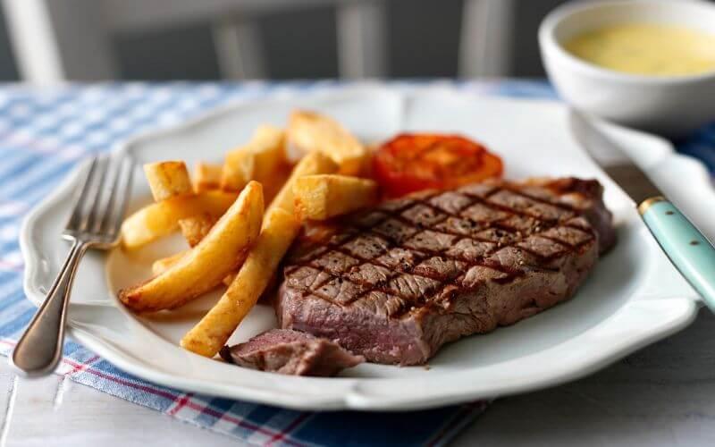 Steak - Wedding Reception Food Menu Ideas