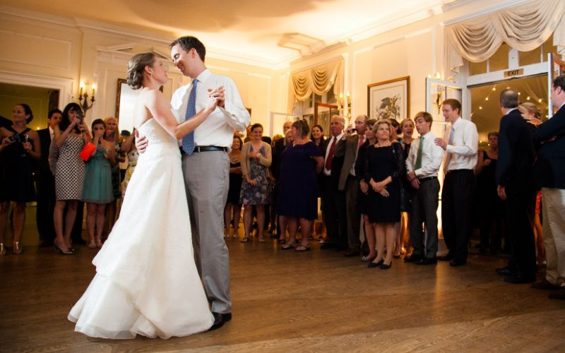 Surprise your Bride with Your Dance Moves