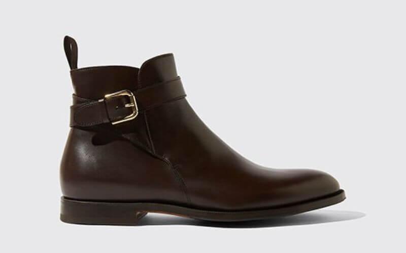 Taylor Brown Jodhpur Boots - Wedding Shoes