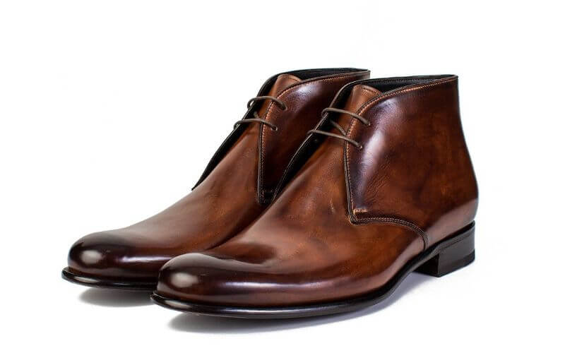 The newman chukka boot - Wedding shoes for men