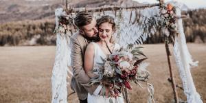 11 Beautiful Bohemian Wedding Ideas