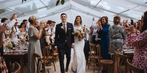 10 Best Tips to Walk Down the Wedding Aisle
