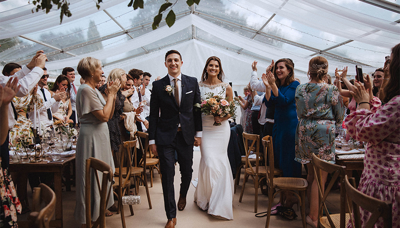 Best Tips to Walk Down the Wedding Aisle