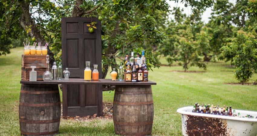 Cocktail Area Arrangements