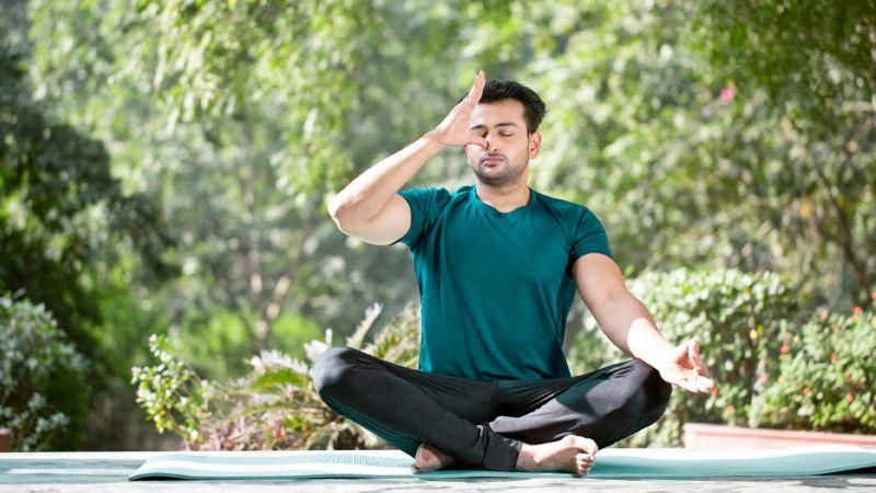 Do Practice Pranayama and Meditation before Wedding