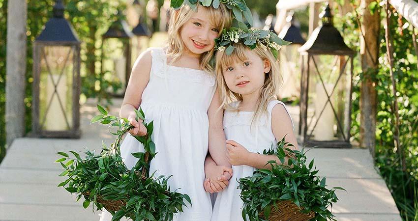 Flower Bouquet Girls