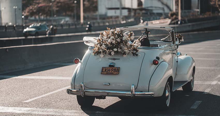 Getaway Car Adornment