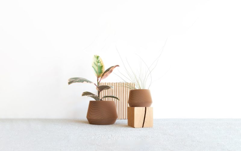 Indoor Planter Eco-Friendly Wedding Gift Ideas