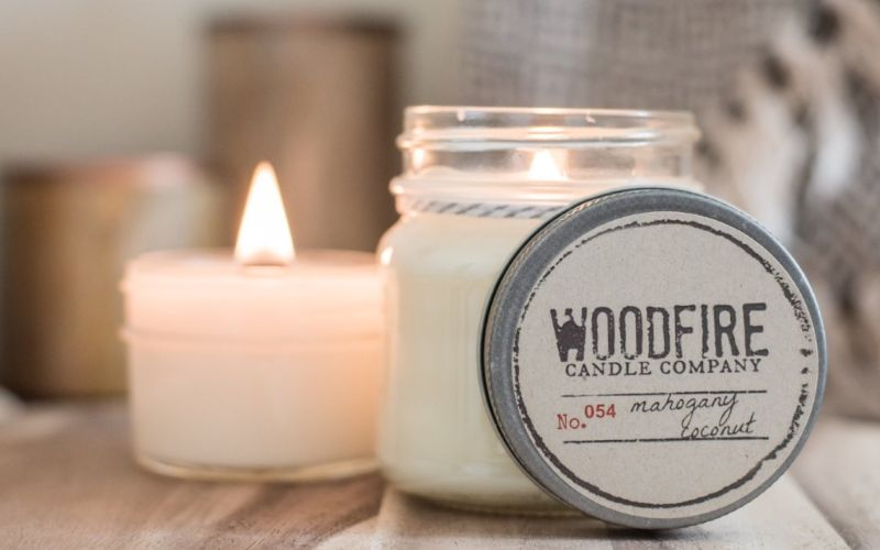 Personalized Jar Candle Wedding Gift Ideas