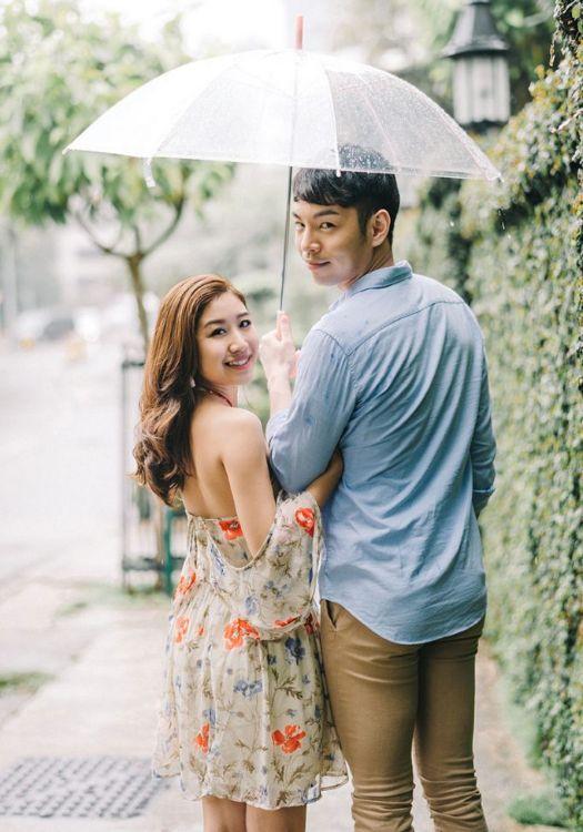 Outdoor Pre-Wedding Photoshoot