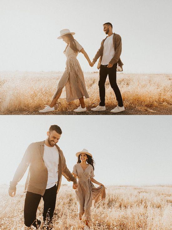 Pre-Wedding Photoshoot - Summer Dress