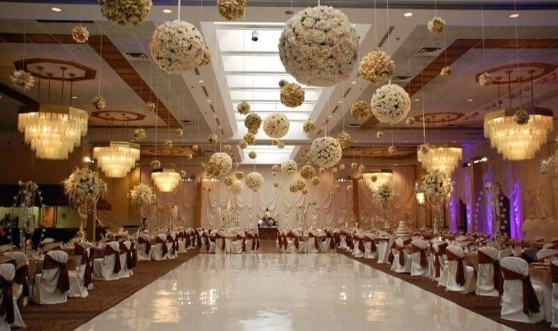 Wedding venue - banquet halls