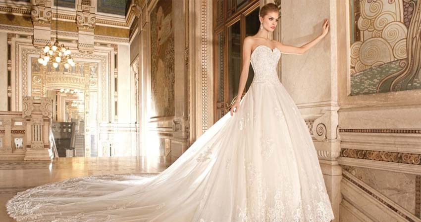 Find the ideal length for your wedding gown