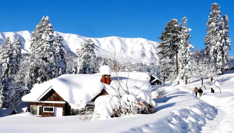 HONEYMOON SURPRISE VACATION winter location