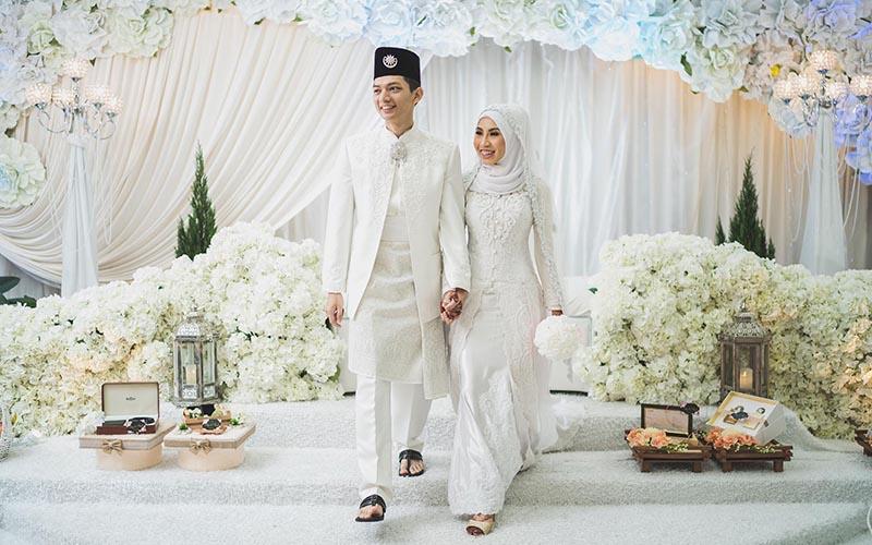 Malay Wedding Attire