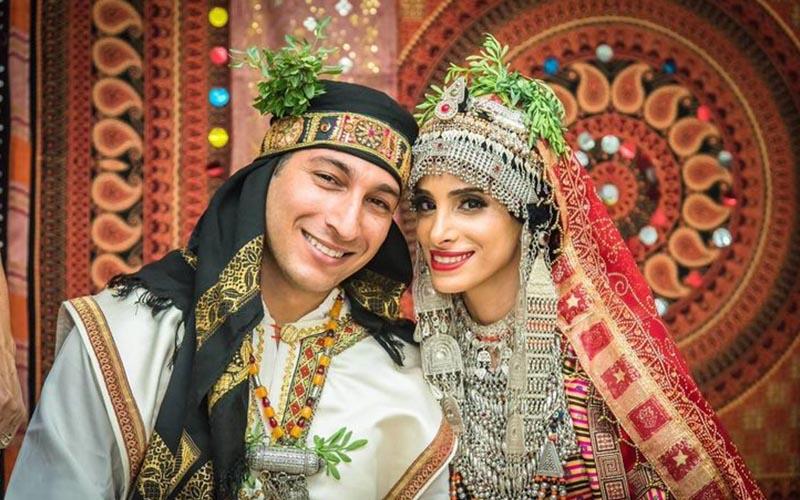 Mongolian Wedding Attire