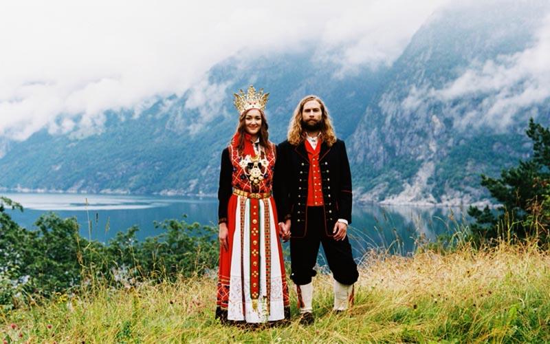 Norwegian Wedding Attire