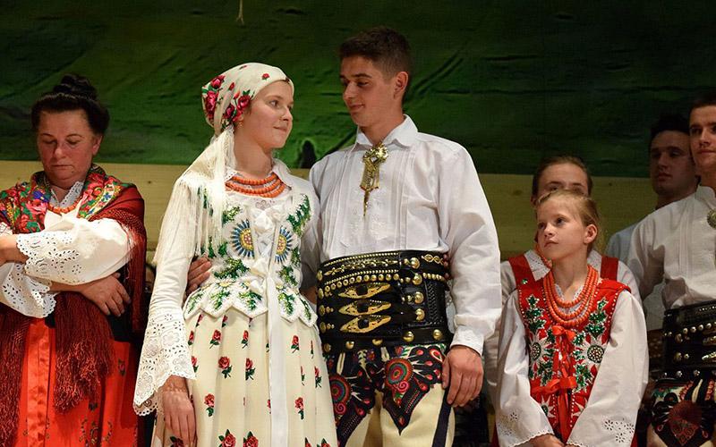 Polish Wedding Attire