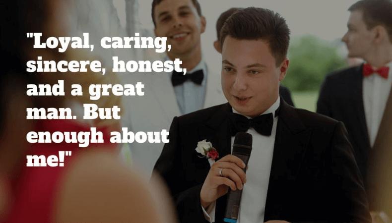 The Best Man Speech Ideas