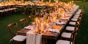 Unique Table Decoration Ideas for Wedding