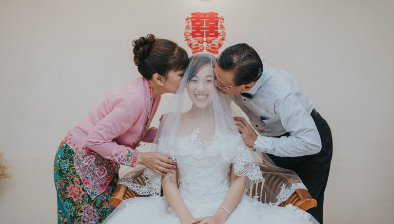 Ways to Make Your Parents Happy on your Wedding Day