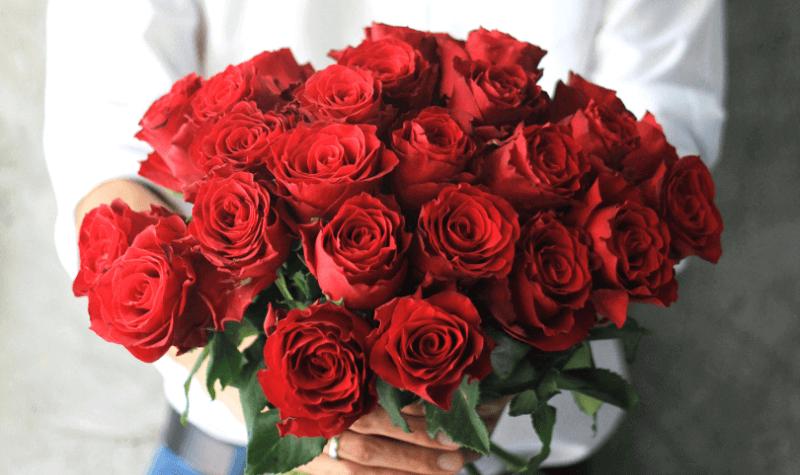 Valentine's Day Wedding Flowers